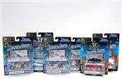NIB 6 MUSCLE MACHINES JESSE JAMES WCC Sturgis Diecast Cars Choppers